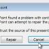 Fix Problem PowerPoint Attachment Corrupt