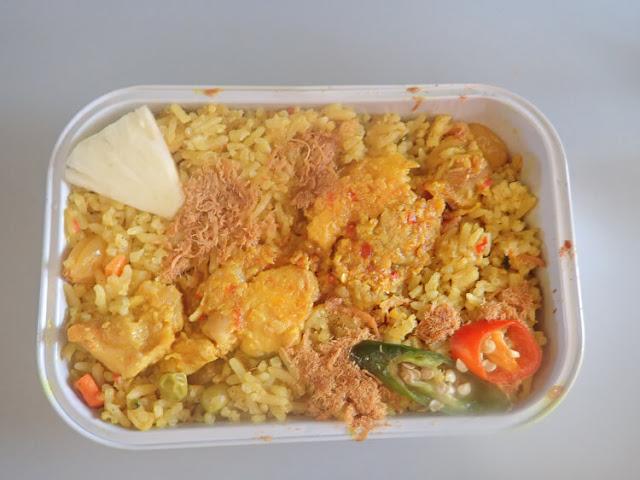 cara pesan makanan di airasia