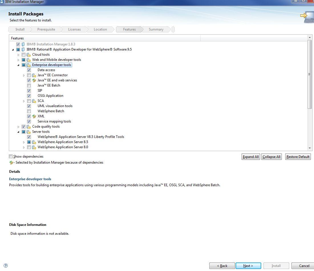 Siva R Vaka: IBM WebSphere Commerce Developer Enterprise 8