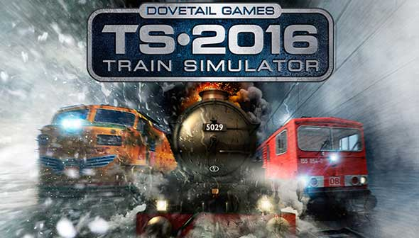Baixar Train Simulator 2016 (PC) + Crack