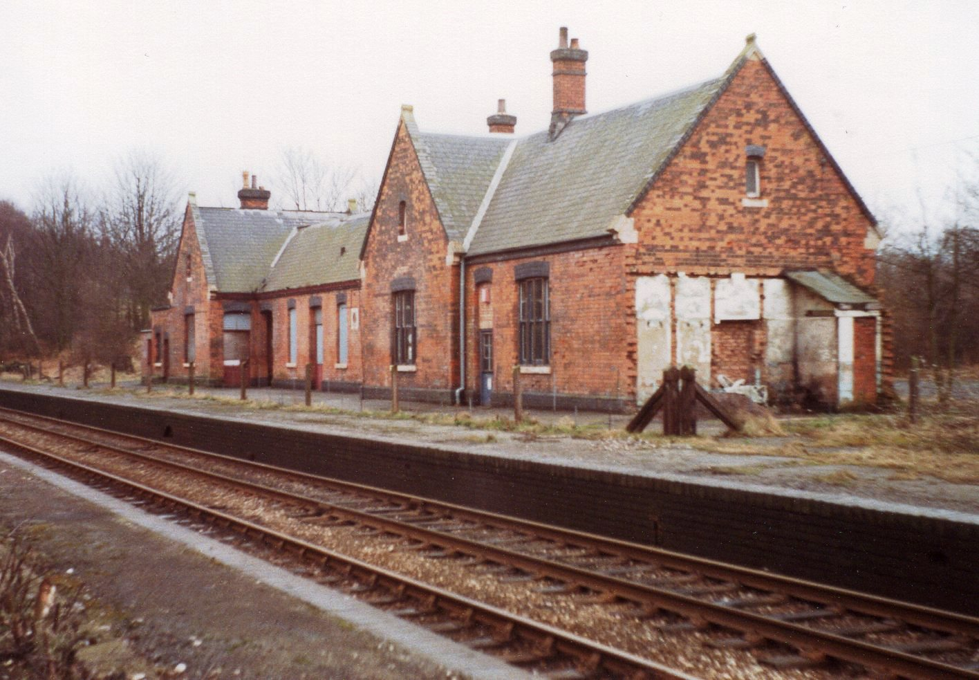 Liberal england sutton park station sutton coldfield in for The sutton