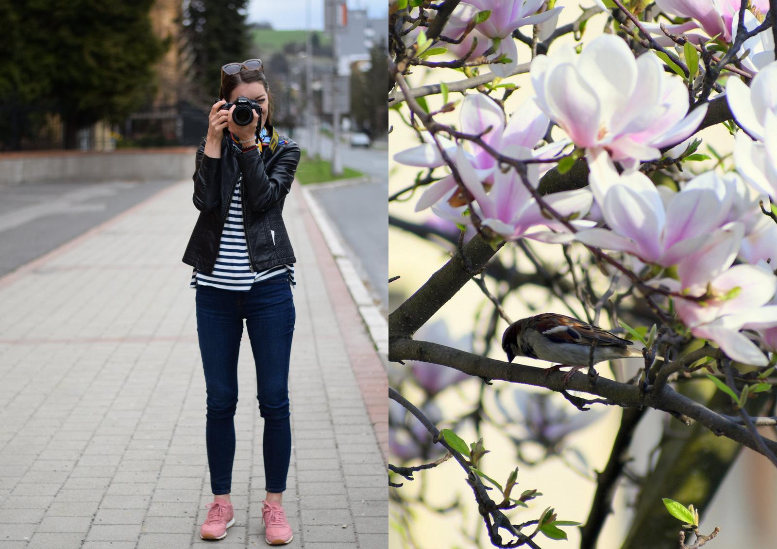 prebúdzajúca sa príroda mojimi očami // Nikon D500 s objektívom 70-300 mm f/4.5 – 5.6