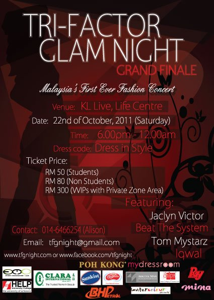 Tri-Factor Glam Night