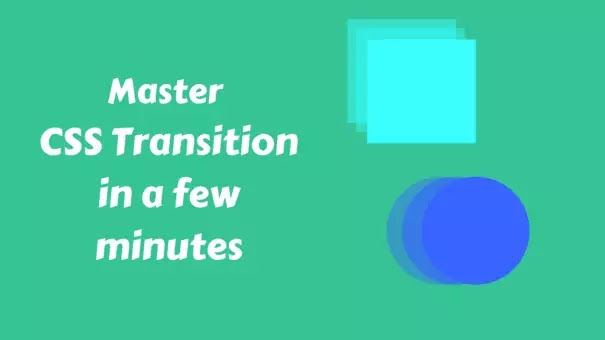 Master Css Transitions In A Few Minutes Web Development For You