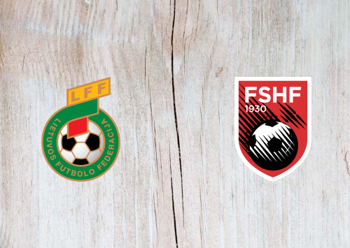 Lithuania vs Albania -Highlights 14 October 2020