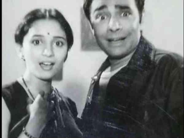 Madhuri Dixit's 1st TV serial was refused by Doordarshan