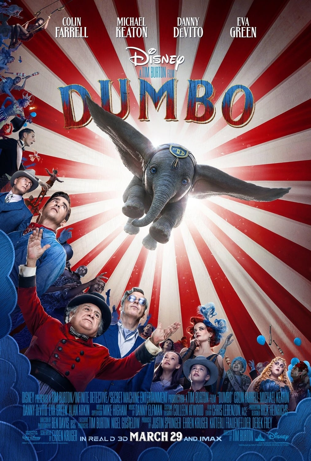 DUMBO (2019) TAMIL DUBBED HD