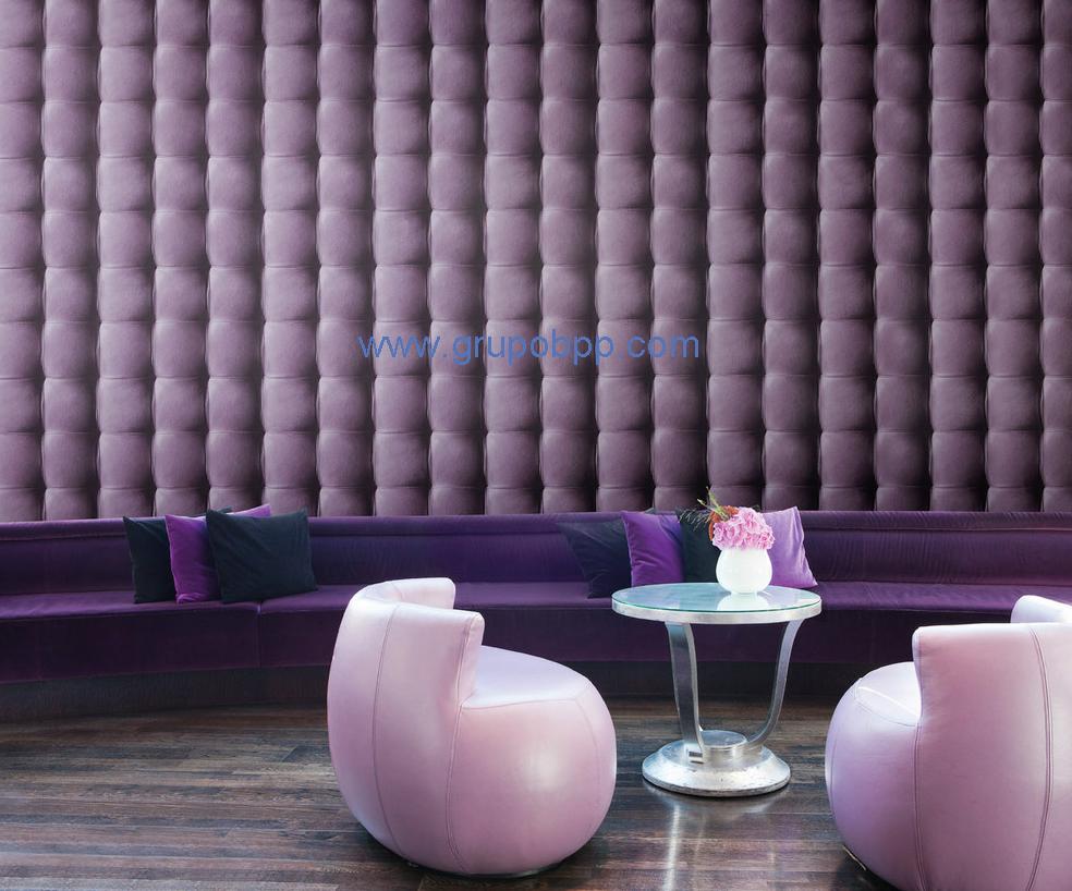 boutique papel pintado papel pintado efecto cuero. Black Bedroom Furniture Sets. Home Design Ideas
