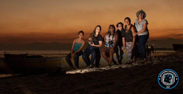 Mulheres de Sepetiba se formaram em fotografia, neste sábado