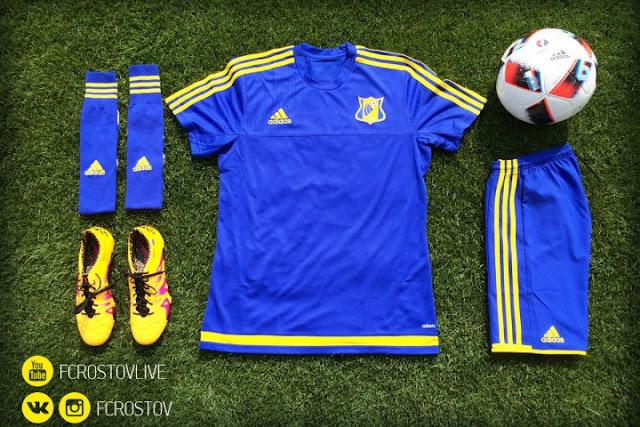 Adidas вновь стал техническим спонсором «Ростова»