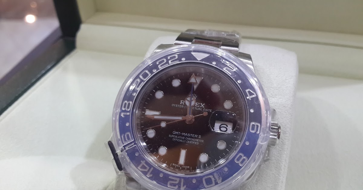 Jam Tangan Branded Second