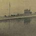 In 1930 in santierul naval Quarneo din Fiume (Italia) avea loc lansarea la apa a primului submarin romanesc - NMS Delfinul