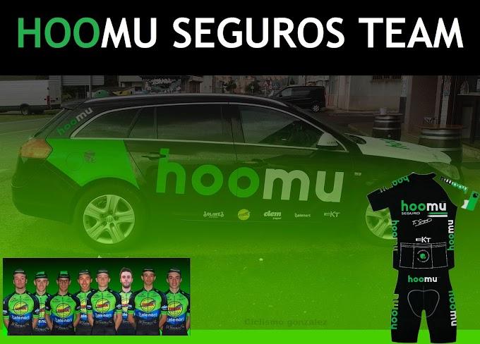 Hoomu Seguros Team es la nueva denominación del equipo cántabro Conservas Hoya - Telenor