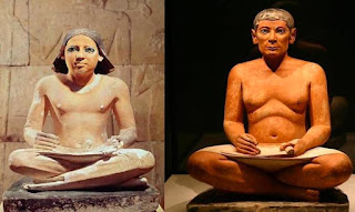 Scribes role in ancient Egypt