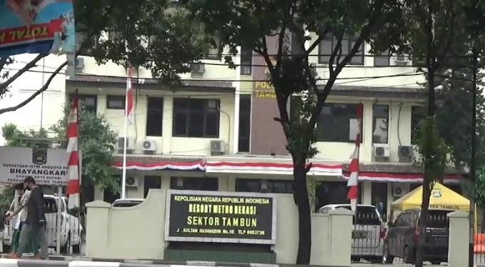 Cluster Baru Covid 19 Di Kabupaten Bekasi , Polsek Tambun Tutup Pelayanan Sementara