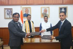 MECL signed MoU with DMG, Goa