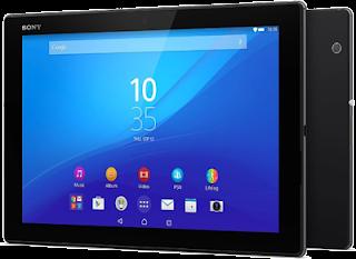 Cómo restablecer la tableta LTE de Sony Xperia Z4