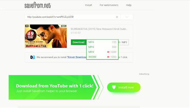 best 5 hindi movies download website