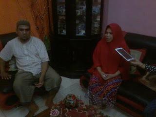 Sandera Abu Sayyaf Dibebaskan, Keluarga di Malili Lupa Mandi