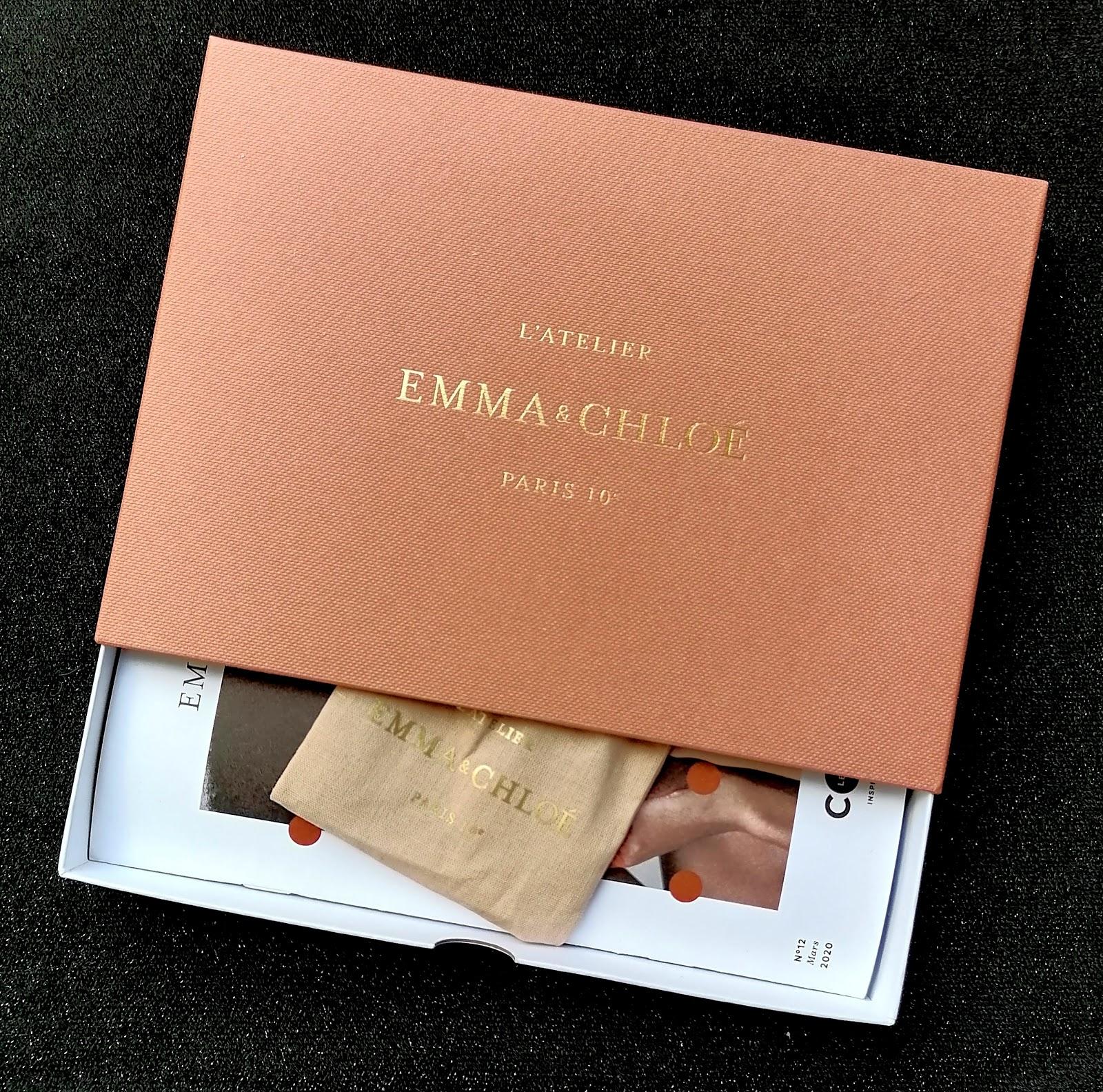 Emma&Chloé >> Découverte de la box bijoux de mars 2020!