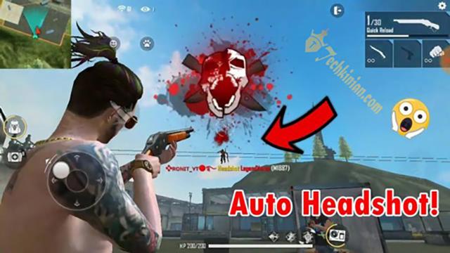 cheat auto headshot ff