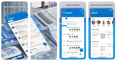 Microsoft Outlook App (Android APK) Secure email, calendars & files Download