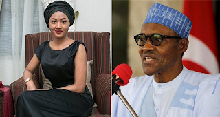 President Buhari's daughter, Zahra talks on her father's health