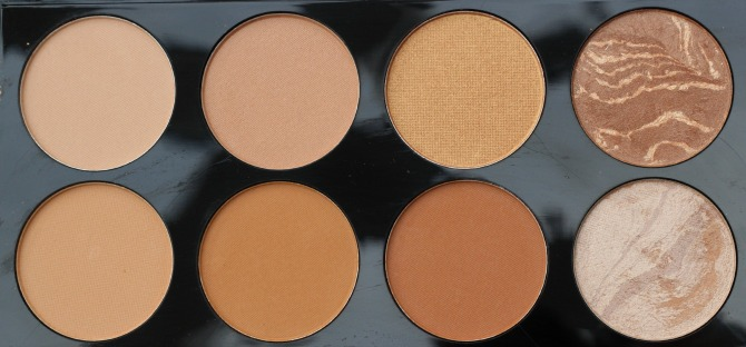 All about bronzer palette