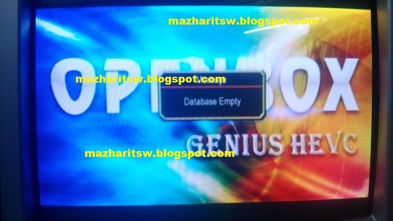 OPENBOX GENIUS MELTIMEDIA 1507G NEW UPDATE SOFTWARE SONY