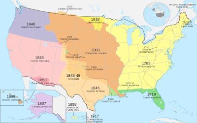 Territorios Incorporados a los Estados Unidos