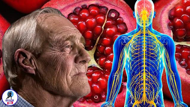 10 FRUTAS que Ayudan a Retrasar el Proceso de Envejecimiento Prematuro