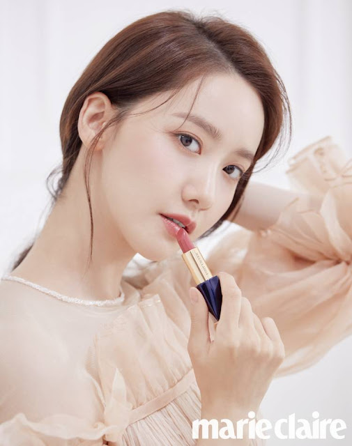 SNSD YoonA Marie Claire