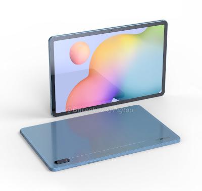 تفاصيل مواصفات جهاز جالكسي تاب اس 7 بلس Galaxy Tab S7 Plus اللوحي