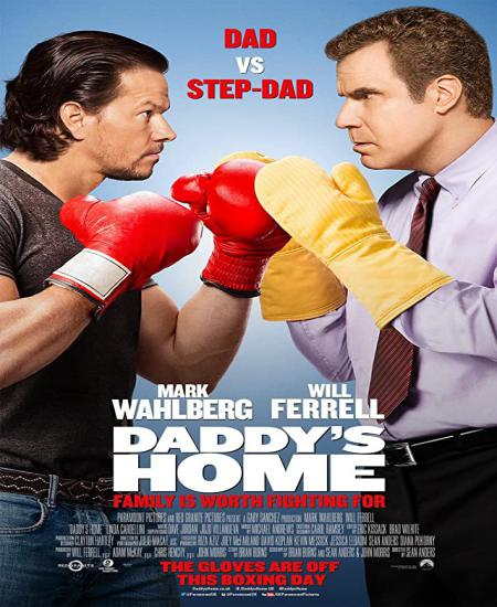 Daddys Home 2015 Dual Audio Hindi-Eng 480p BluRay Watch Online Full Movie Download