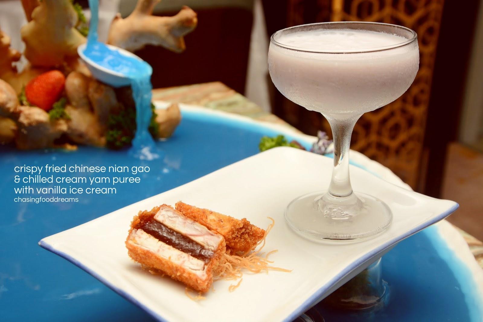 CHASING FOOD DREAMS: CNY Menu 2017 @ Toh Yuen, Hilton Petaling Jaya