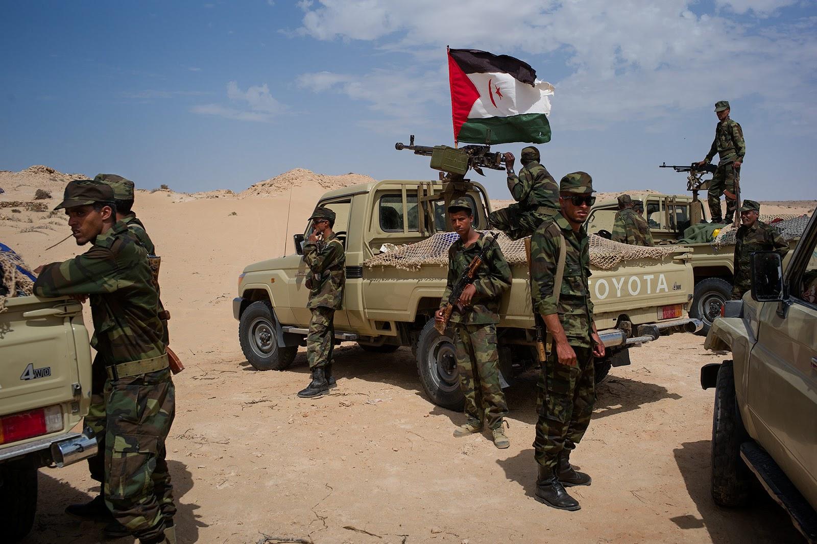El Confidencial Saharaui: Se cumple un año del incidente de El ...