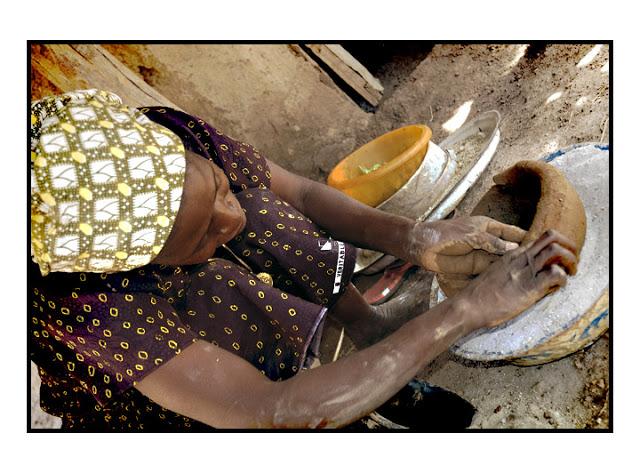 LA POTERIE AU SENEGAL : Art, artisanat, culture, tourisme, LEUKSENEGAL, Dakar, Sénégal, Afrique