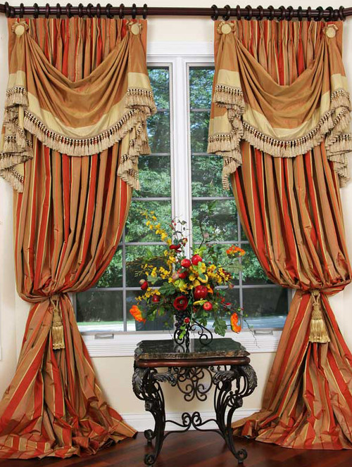 2014 New Traditional Curtain Designs Ideas  Modern Furniture Deocor