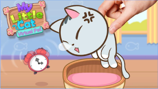 Download My Little Cat - Virtual Pet Apk