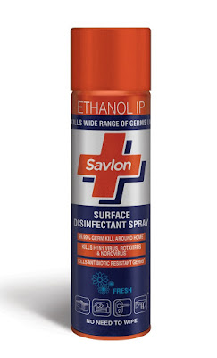 ITC salon launched surface disinfectant spray