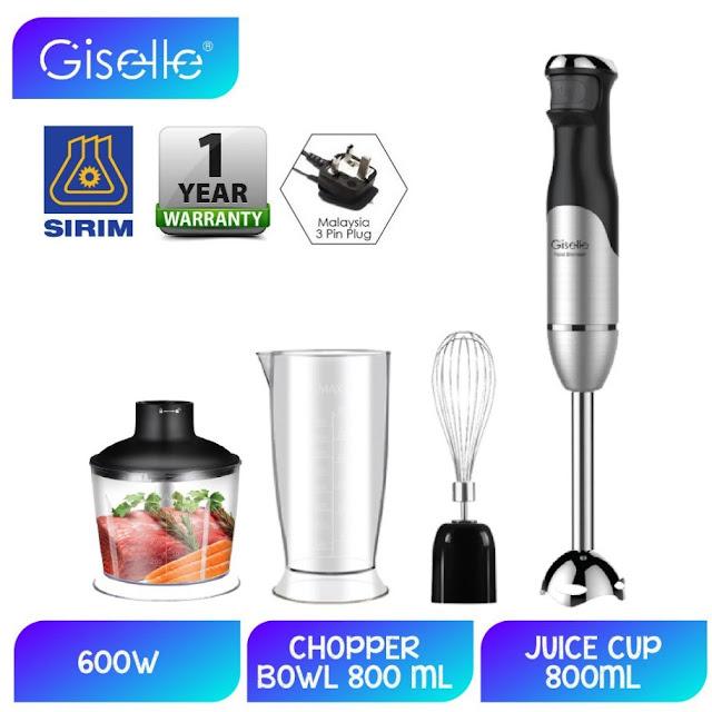 Giselle Hand Blender