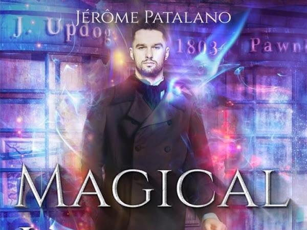Magical London de Jêrome Patalano