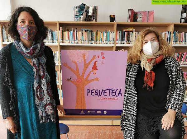 """La Biblioteca Municipal de Los Llanos de Aridane pone en marcha """"Pequeteca"""", un nuevo espacio de animación a la lectura"""