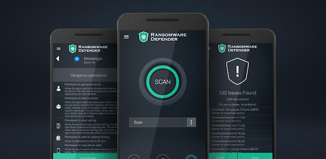 Ransomware Defender for Android Download Free!