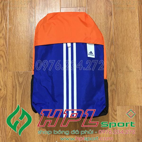 Balo Bóng Đá Đẹp Adidas - 02 Màu Xanh Cam