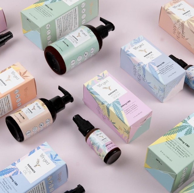 WingedCBD Skincare is Always Vegan, Cruelty Free, Paraben Free and Sulfate Free. Their formulas are supremely silky and instantly absorb without leaving a sticky film.