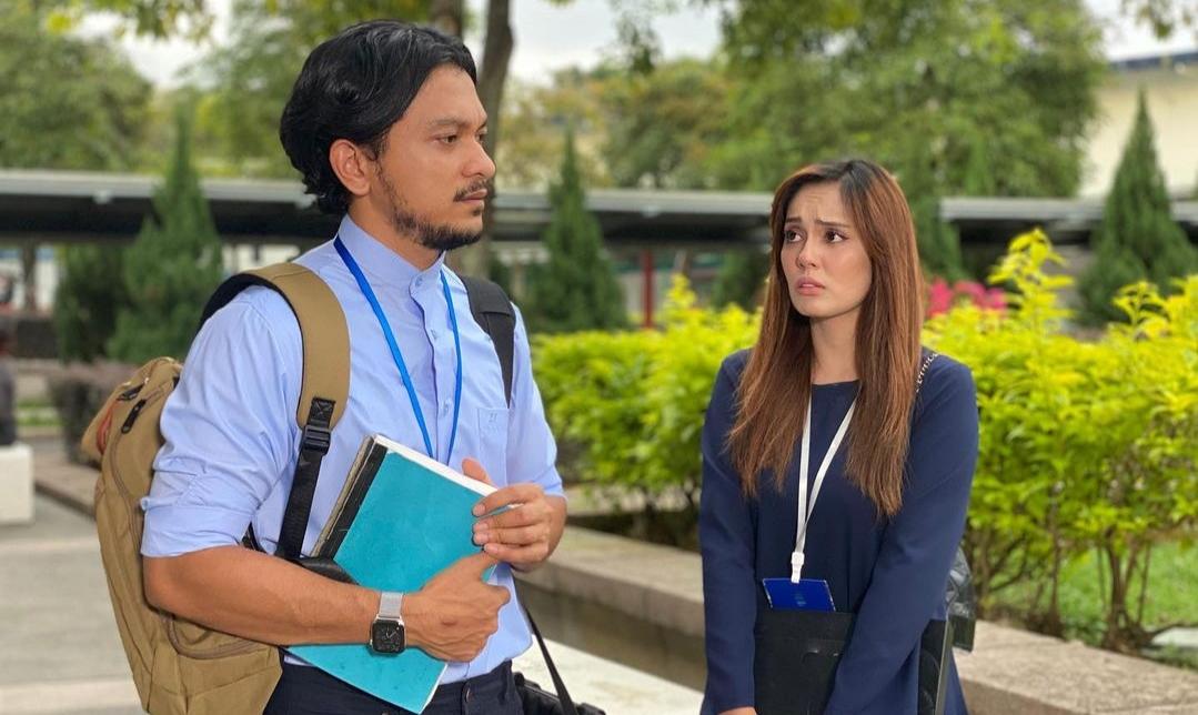 Sinopsis Drama Rindu Awak Separuh Nyawa Lakonan Shukri Yahaya & Uqasha Senrose