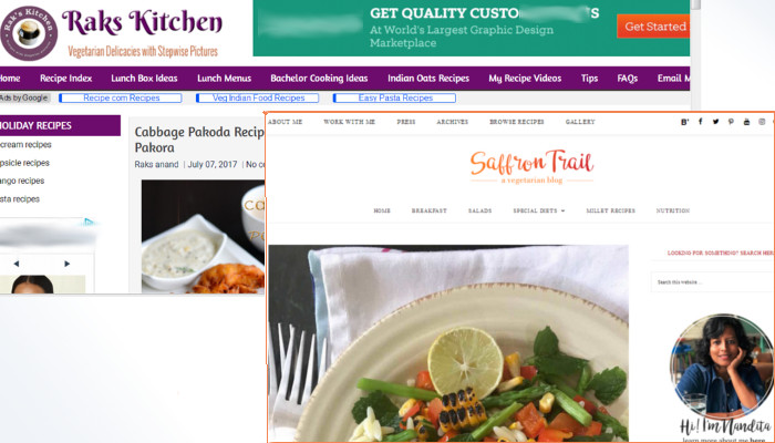 Best food bloggers from india bring you the best of subcon cuisine best indian food blogs forumfinder Image collections