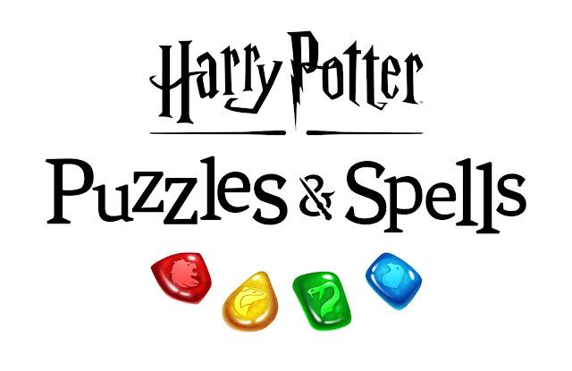 'Harry Potter: Puzzles & Spells', jogo no estilo match-3, é anunciado para dispositivos móveis e Facebook | Ordem da Fênix Brasileira