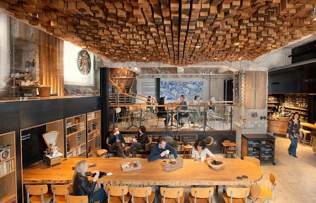 Barquitec: Starbucks Amsterdam
